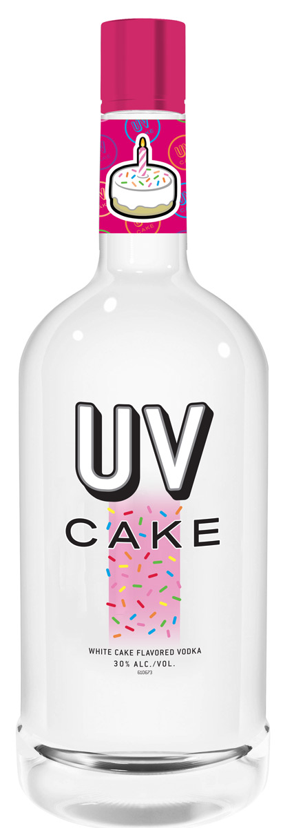 Tremendous Uv Cake Vodka 1 75 Buy Uv Vodka Birthday Cards Printable Trancafe Filternl