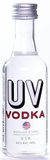 UV Vodka 50ML Miniature (unflavored)