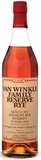Van Winkle Family Reserve Rye Whiskey 750ML