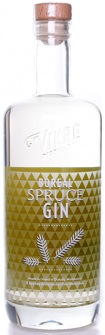 Vikre Boreal Spruce Gin