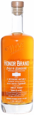 Vikre Honor Brand Hay & Sunshine Whiskey