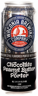 Waconia Brewing Chocolate Peanut Butter Porter 4PK