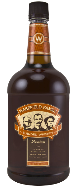 Wakefield Family Blended Whiskey 1.75L