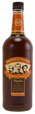Wakefield Family Blended Whiskey 1L