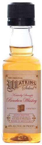 Watkins Select Bourbon 50ml
