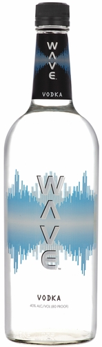 Wave Vodka (unflavored) 1L