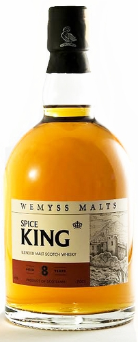 Wemyss Malts Spice King 8 Year Blended Scotch 750ML
