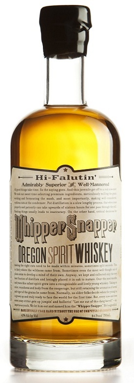 Whipper Snapper Oregon Whiskey 750ML NV