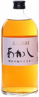 White Oak Akashi Japanese Whisky