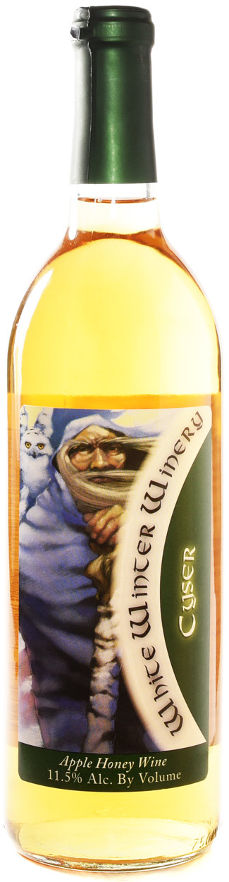 White Winter Winery Cyser (apple & honey)