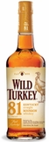 Wild Turkey 81 Proof Bourbon Whiskey 750ML