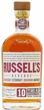 Russells Reserve 10 Year Old Bourbon 750ML