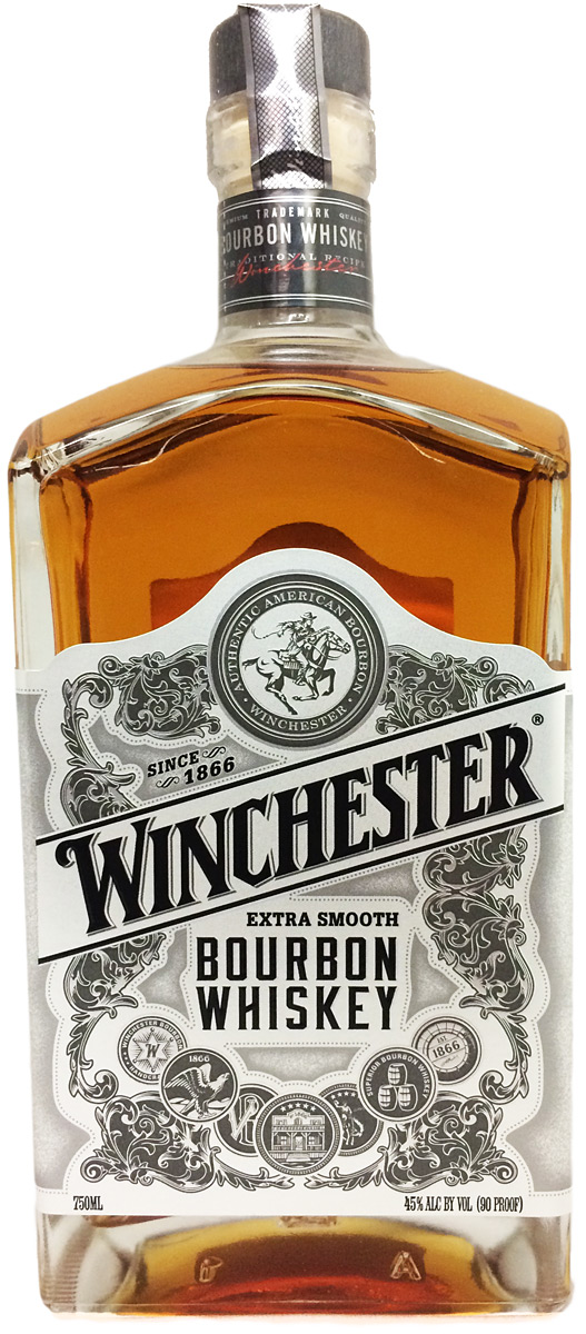 Winchester Extra Smooth Bourbon 750ML