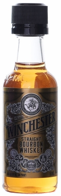 Winchester Straight Bourbon Whiskey 50ml