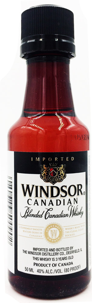 Windsor Canadian Whisky 50ML