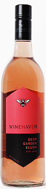 Winehaven Deer Garden Blush 750ML