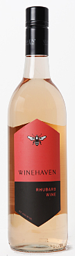 Winehaven Rhubarb Wine 750ML