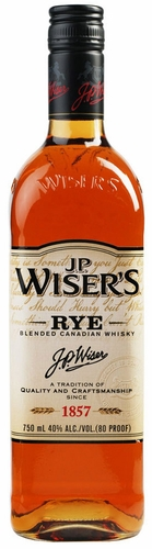 Wisers Canadian Rye Whisky