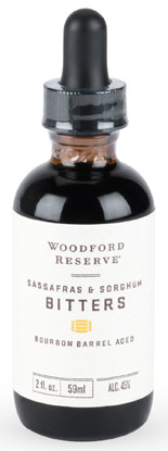 Woodford Reserve Sassafras and Sorghum Bitters
