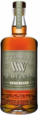 Wyoming Outryder Rye Whiskey 750ML