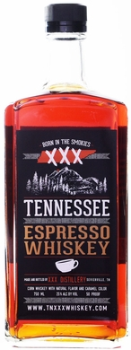 XXX Tennessee Espresso Flavored Whiskey