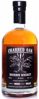 Charred Oak Bourbon Whiskey