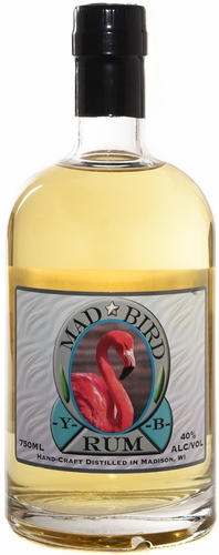 Yahara Bay Mad Bird Rum 750ML