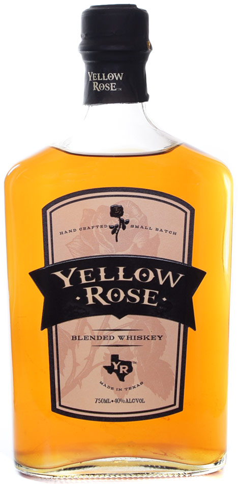 Yellow Rose Blended Whiskey 750ML