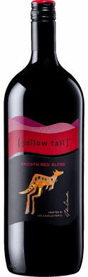 Yellowtail Smooth Red Blend 1.5L