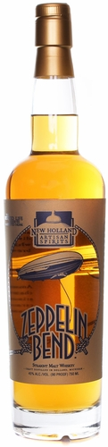 New Holland Zeppelin Bend Straight Malt Whiskey 750ML
