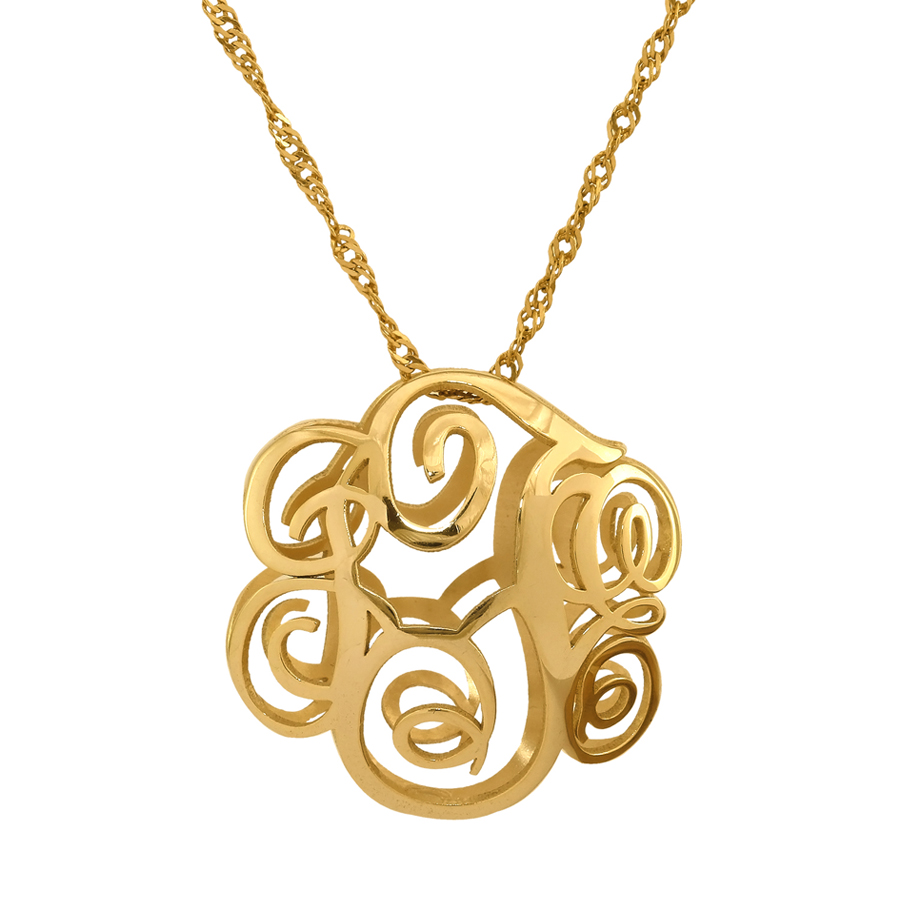 locket stuff lockets monogram gold and likey pinterest vintage freshyfig pin necklace me