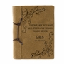 Brown Antique Leatherette Notebook