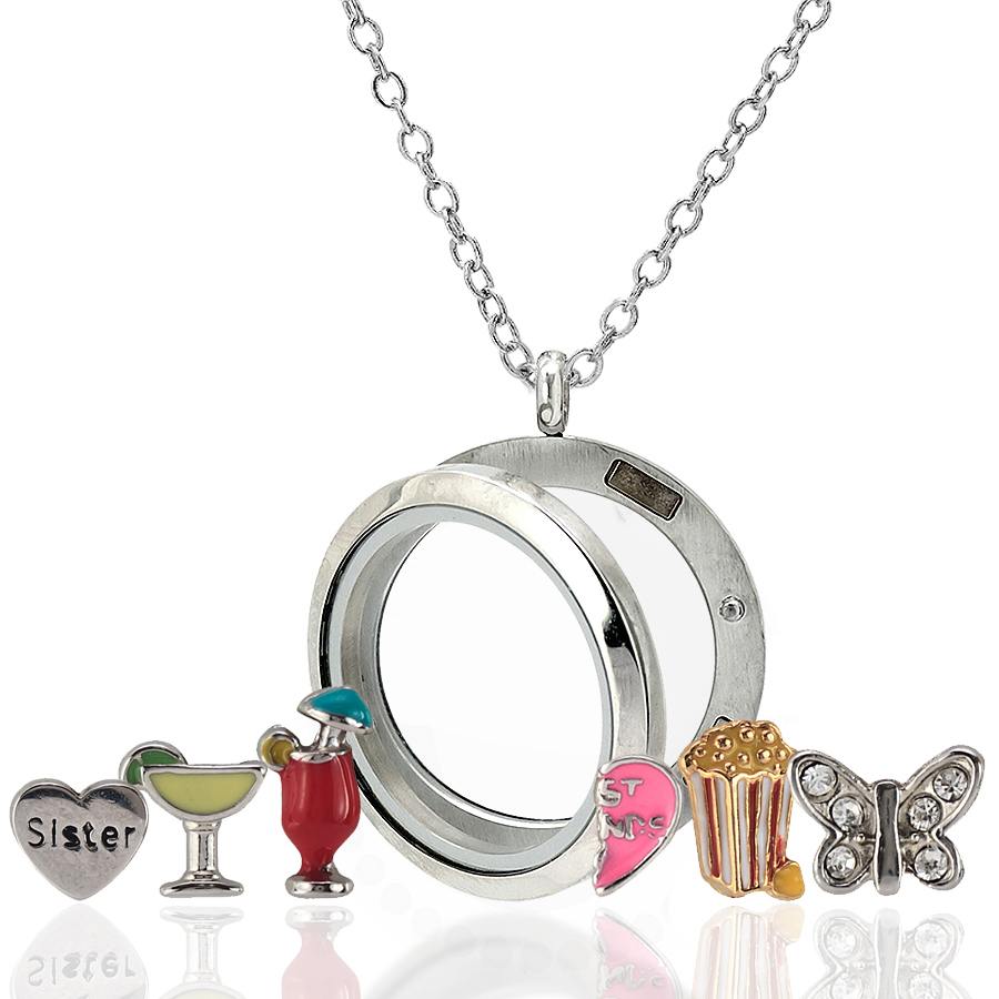 s a and floating set birthday lockets tell locket gifts charm me products crystal friends friend best tc