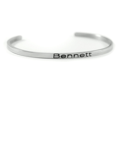 Stainless Steel  Name Bracelet