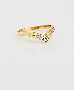 Diamond Accent Ring for Her