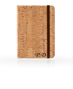 Eco Friendly Cork Journal Notebook