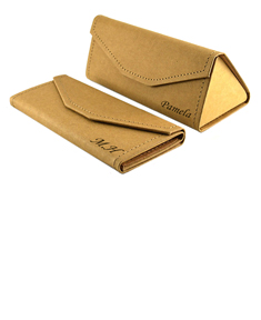 Eco Friendly Foldable & Water Resistant Glasses Case
