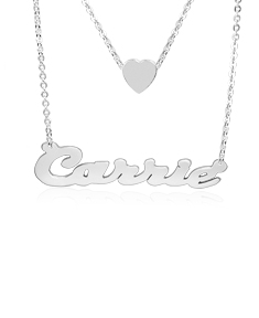 Layered Carrie Necklace