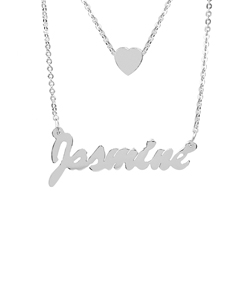 Layered Jasmine Necklace