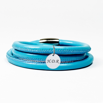 Fashion Endless Leather Bracelet