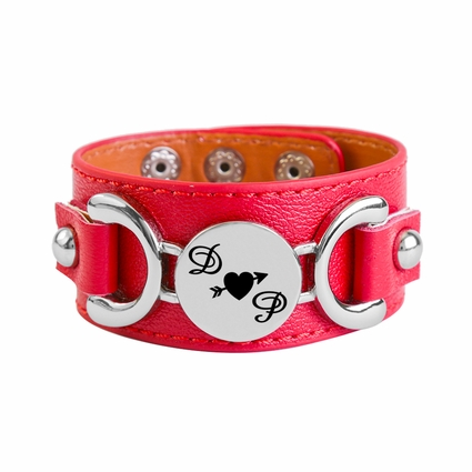 Leatherette Couple Bracelet