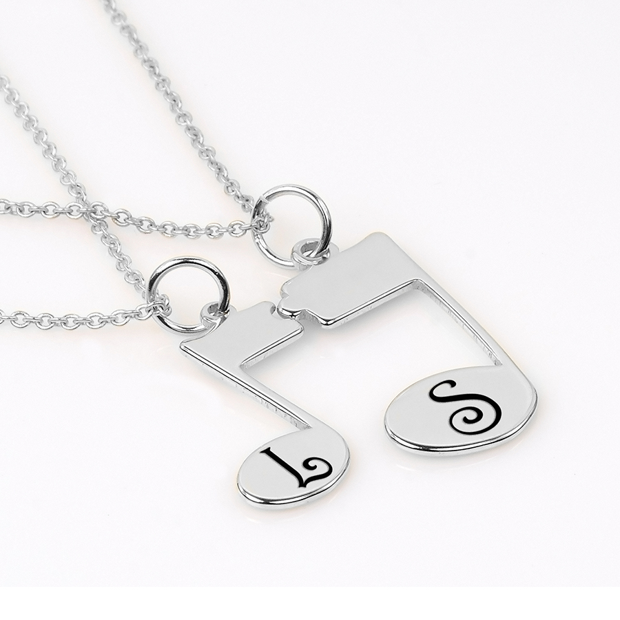 charm jewellery note music clef silver wire musical jewelry watch youtube pendant gold treble