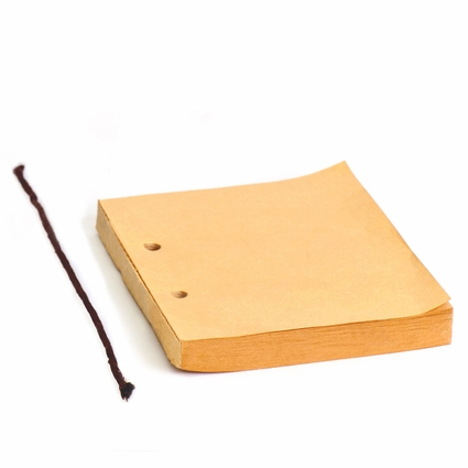 Refill for Brown Antique Leather Note Book
