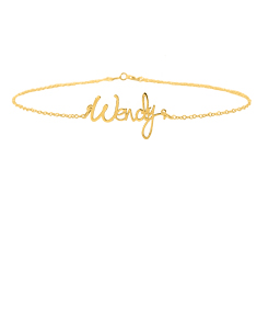 "Personalized ""Brooke Style"" Bracelet"