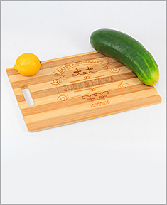 Personalized Name Cutting Board