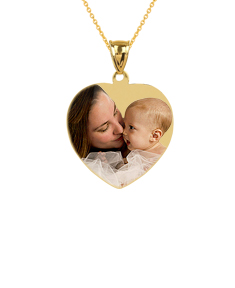 Personalized Portrait Necklace