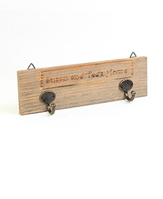 Personalized Wood  Hanger