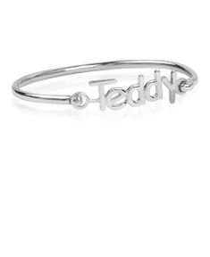 Personalized Name Baby Bangle Bracelet