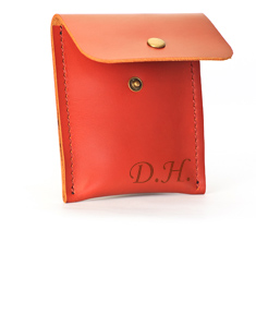 Square Coin Pouch
