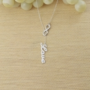 """Falling In Love Forever"" Necklace"